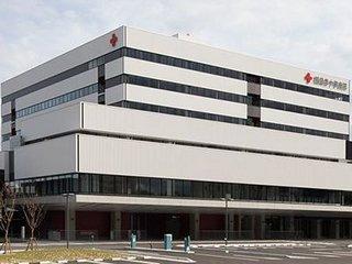 新しい福島赤十字病院