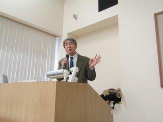 渡部泰弘先生