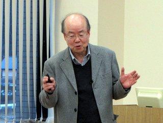 吉武博通先生