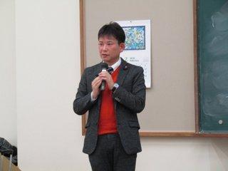 佐藤浩章先生
