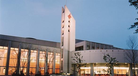 日本赤十字秋田短期大学校舎